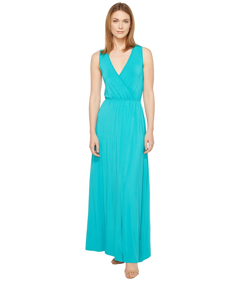 Culture Phit - Jain Maxi Dress (Teal) Women's Dress