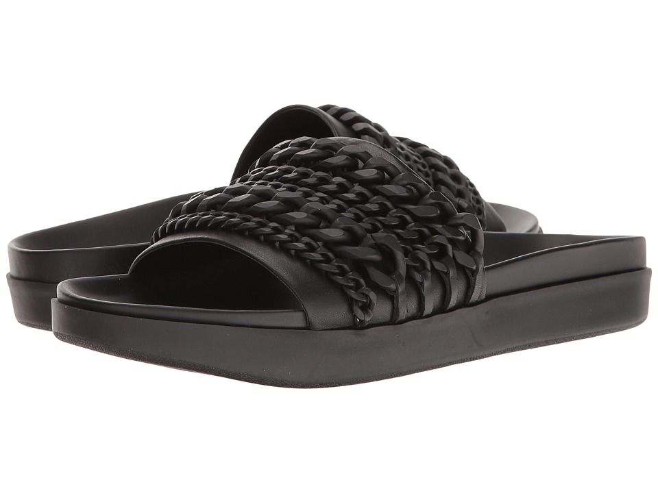 KENDALL + KYLIE - Shiloh (Black Leather) Women's Shoes