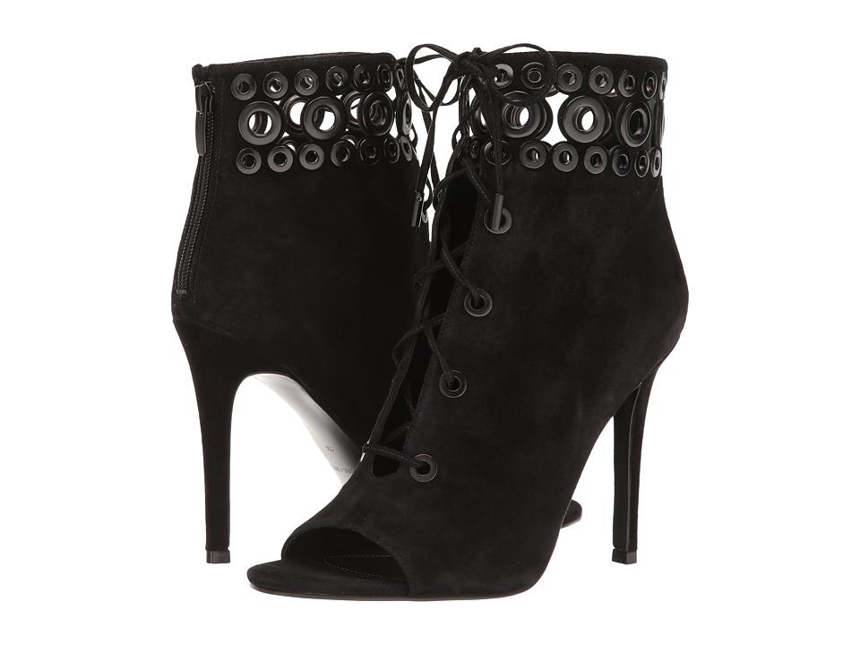 KENDALL + KYLIE - Giada (Black Suede) High Heels