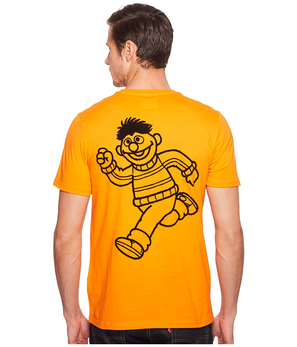 PUMA - Sesame Street Tee (Orange Clown Fish) Men's T Shirt