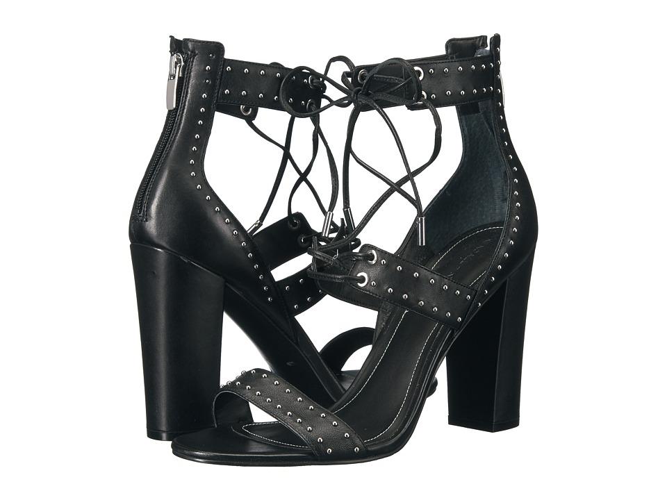 KENDALL + KYLIE - Dawn (Black Leather) High Heels
