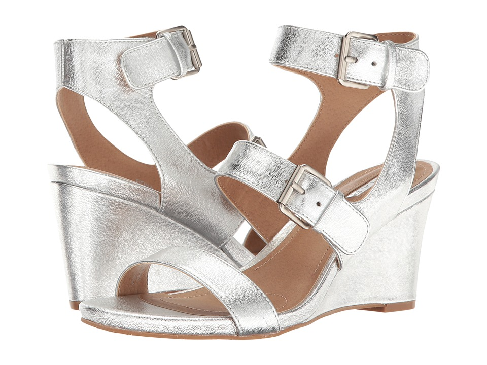 Tahari - Fiona (Silver) Women's Shoes