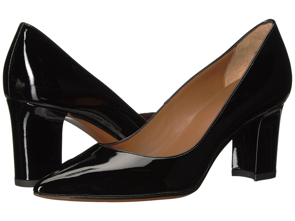 Aquatalia Michaela (Black Patent) Women