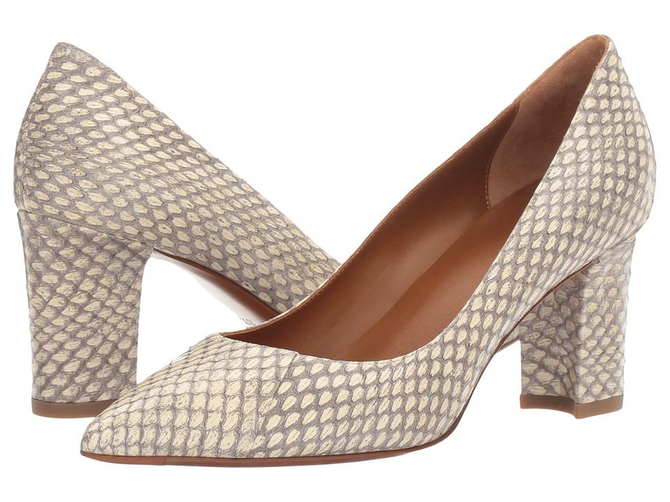 Aquatalia - Michaela (Stone Snake) Women's Shoes