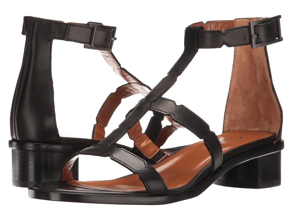 Aquatalia - Risa (Black Calf) Women's Shoes