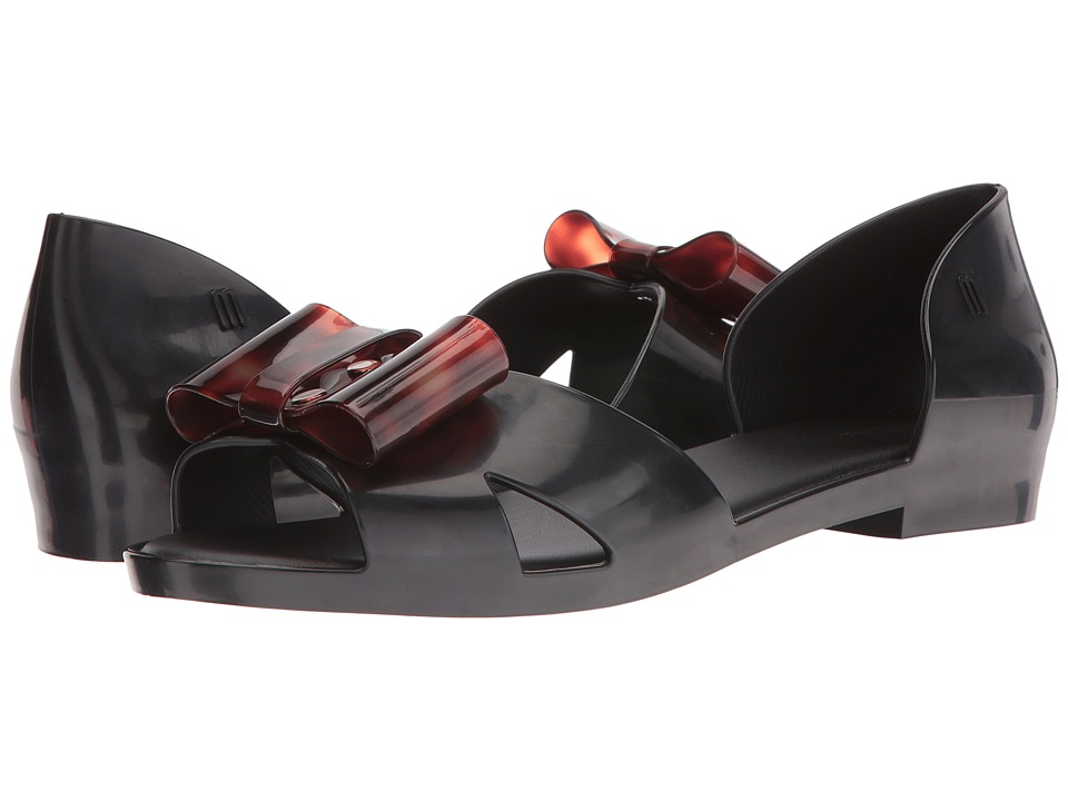 Melissa Shoes - Seduction (Black/Tortoise) Women's Shoes