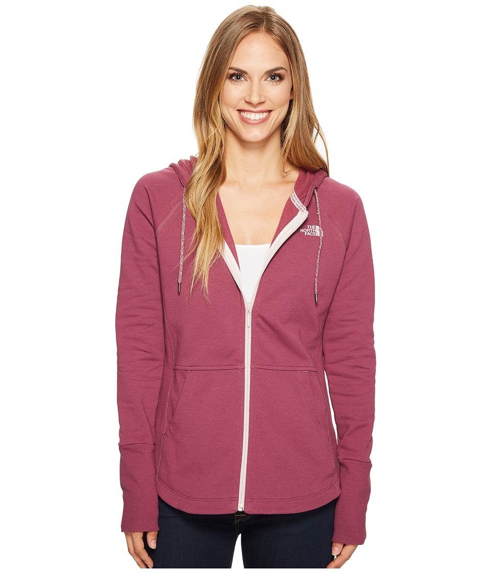 The North Face - EZ Hoodie (Amaranth Purple) Women's Sweatshirt