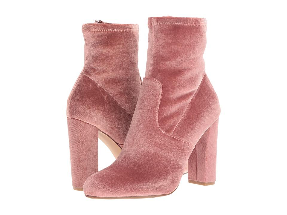 Photo of Steve Madden Edit Blush Velvet Boots - shop  on sale
