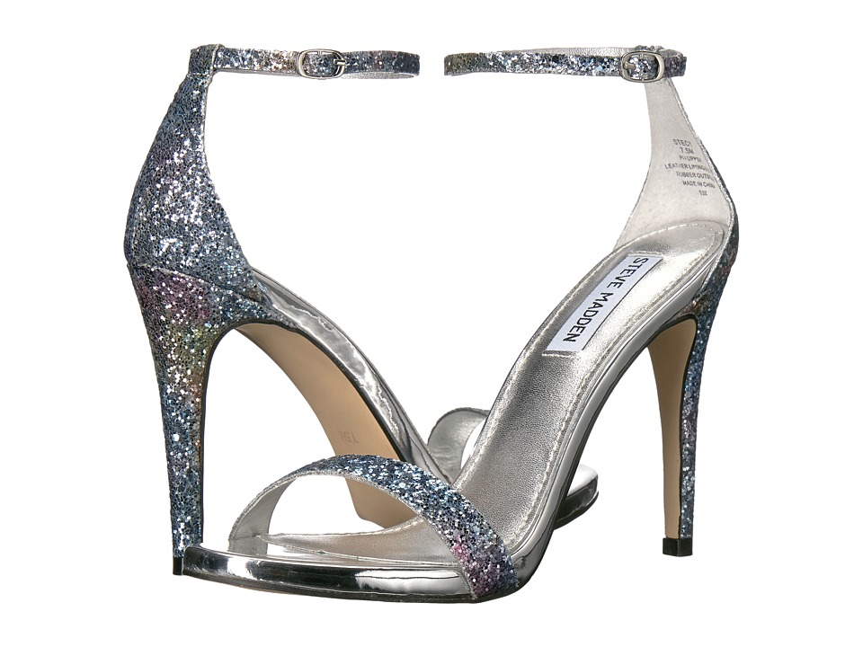 Steve Madden - Stecy (Glitter Multi) High Heels