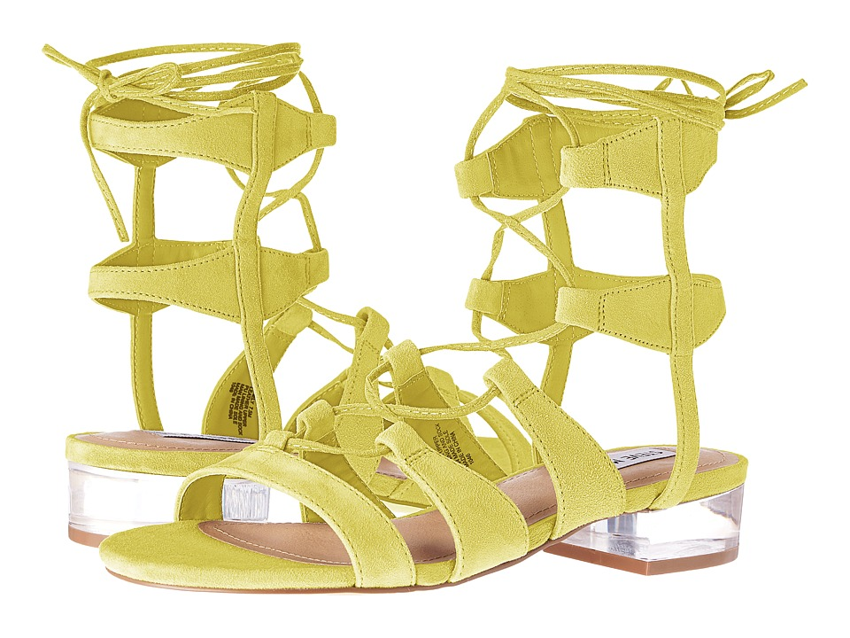Steve Madden Chely (Yellow Suede) Women