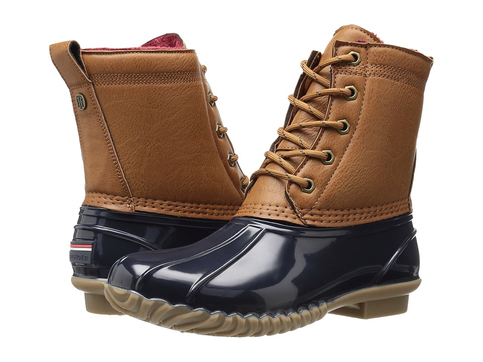 Tommy Hilfiger - Hail (Luggage/Marine) Women's Shoes