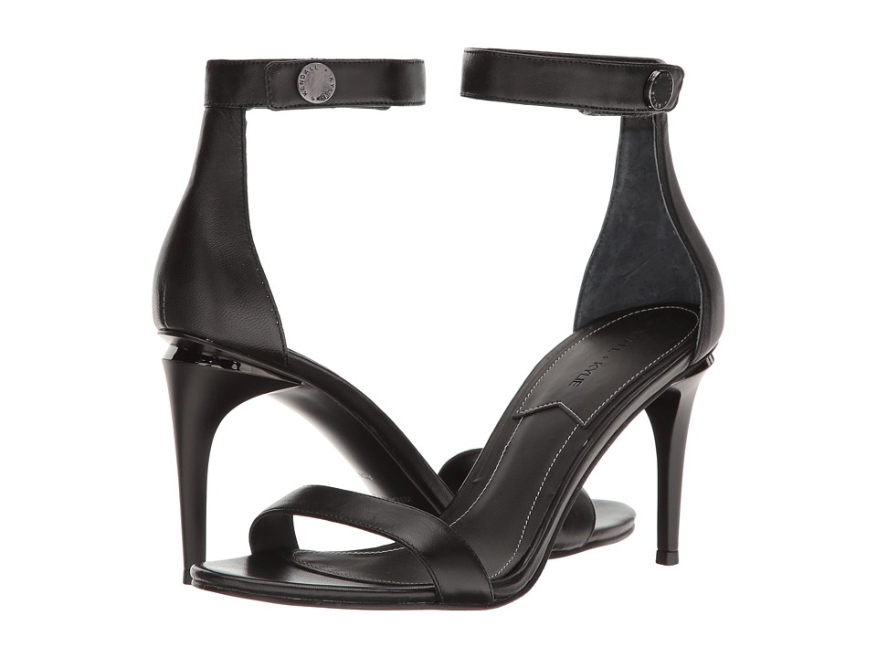 KENDALL + KYLIE - Madelyn (Black Leather) High Heels