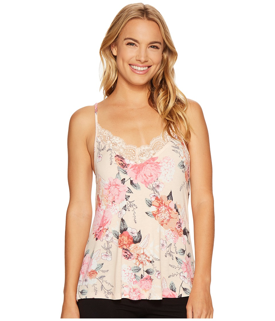 P.J. Salvage - Rosy Outlook Cami (Peach) Women's Sleeveless