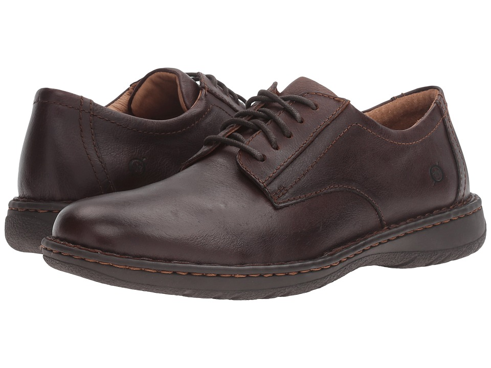 Born - Kannon (Cinnamon Full Grain) Men's Shoes
