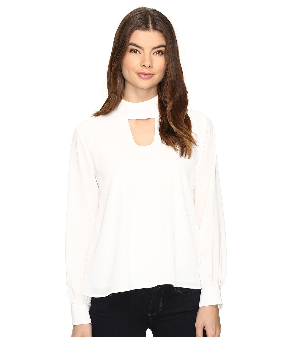 Lucy Love - Dark Star Top (Ivory) Women's Clothing