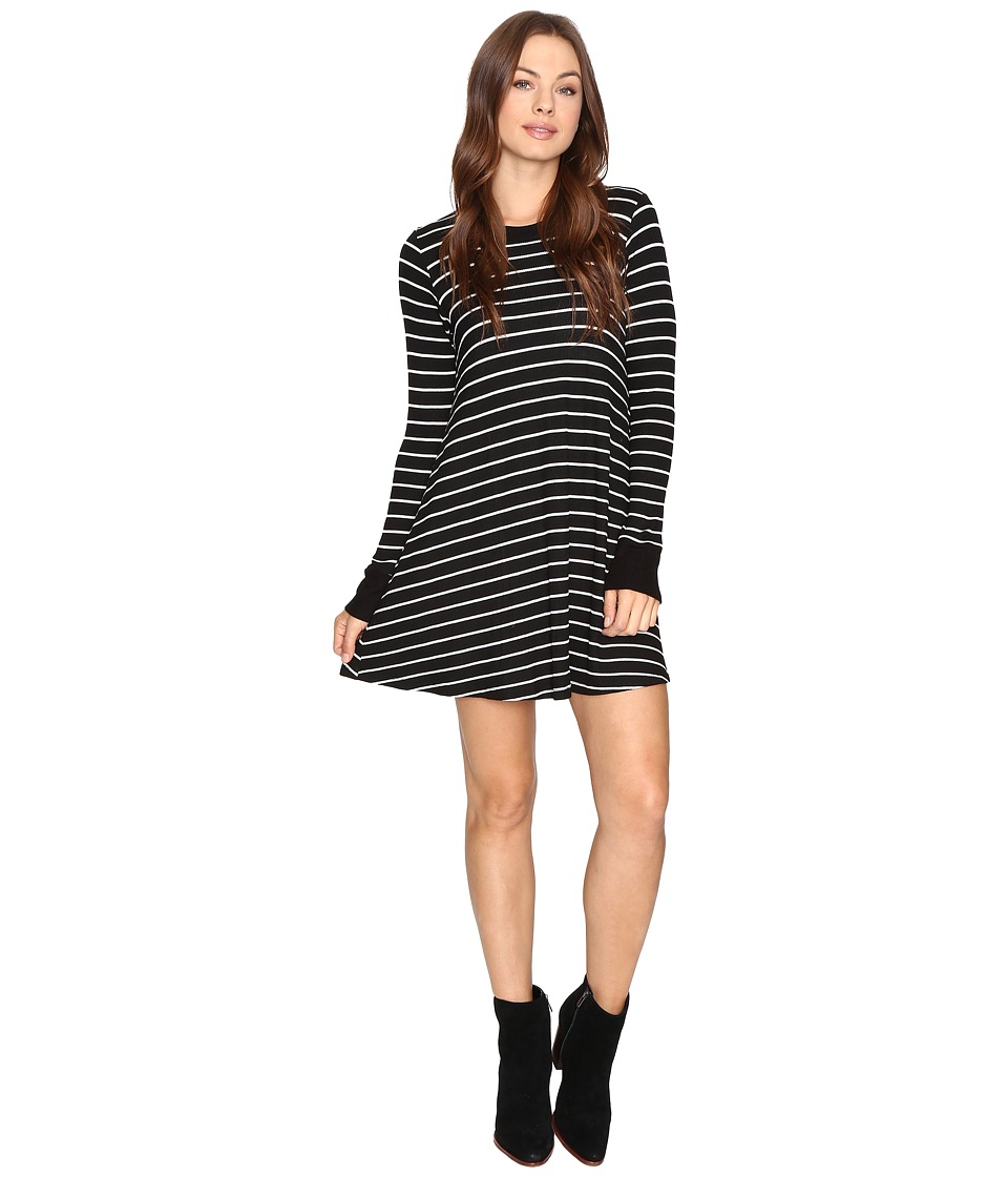 Lucy Love - Max Chill Dress (Black Out) Women's Dress