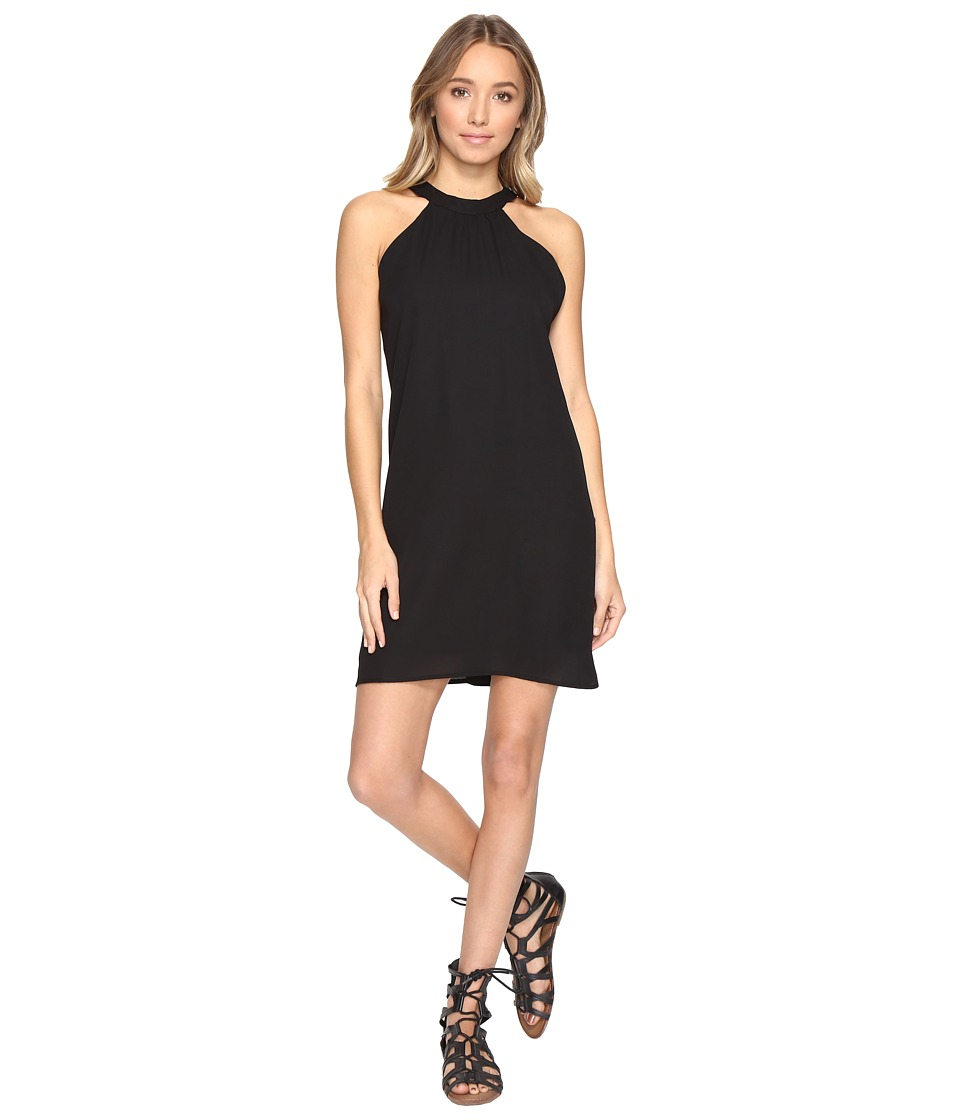 Lucy Love - Victoria Dress (Black Out) Women's Dress