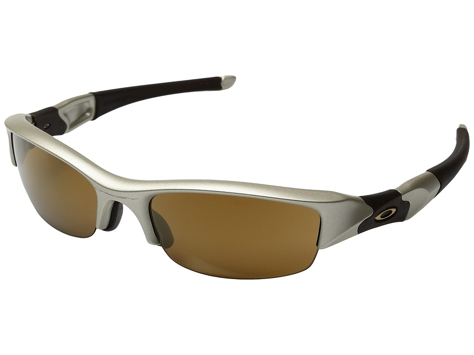 Oakley - MPH Flak Jacket Asian Fit (Plasma w/ Gold Irridium) Sport Sunglasses