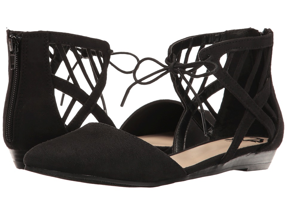 Fergalicious - Coco (Black) Women's Shoes