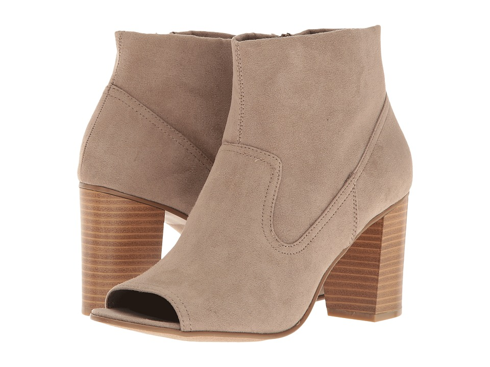 Fergalicious - Dazzle (Taupe) Women's Shoes