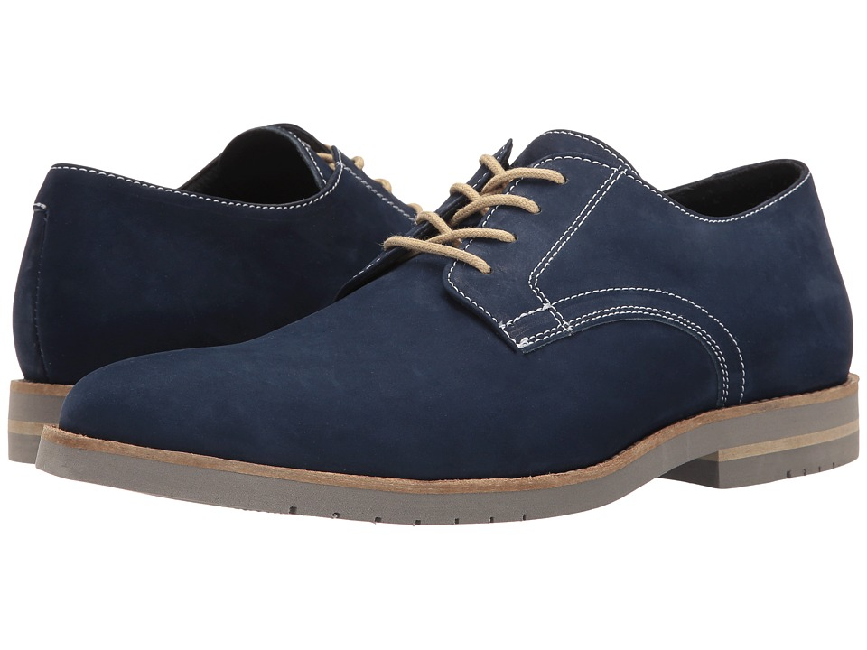 RUSH by Gordon Rush - Toby (Royal Blue) Men's Shoes