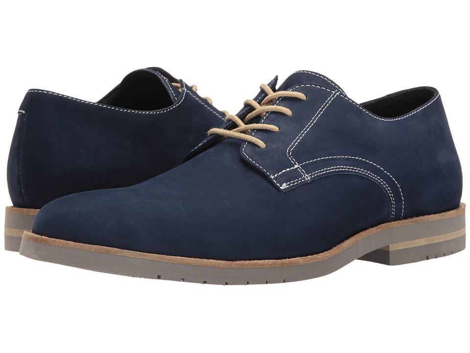 RUSH by Gordon Rush - Toby (Royal Blue) Men's Shoes