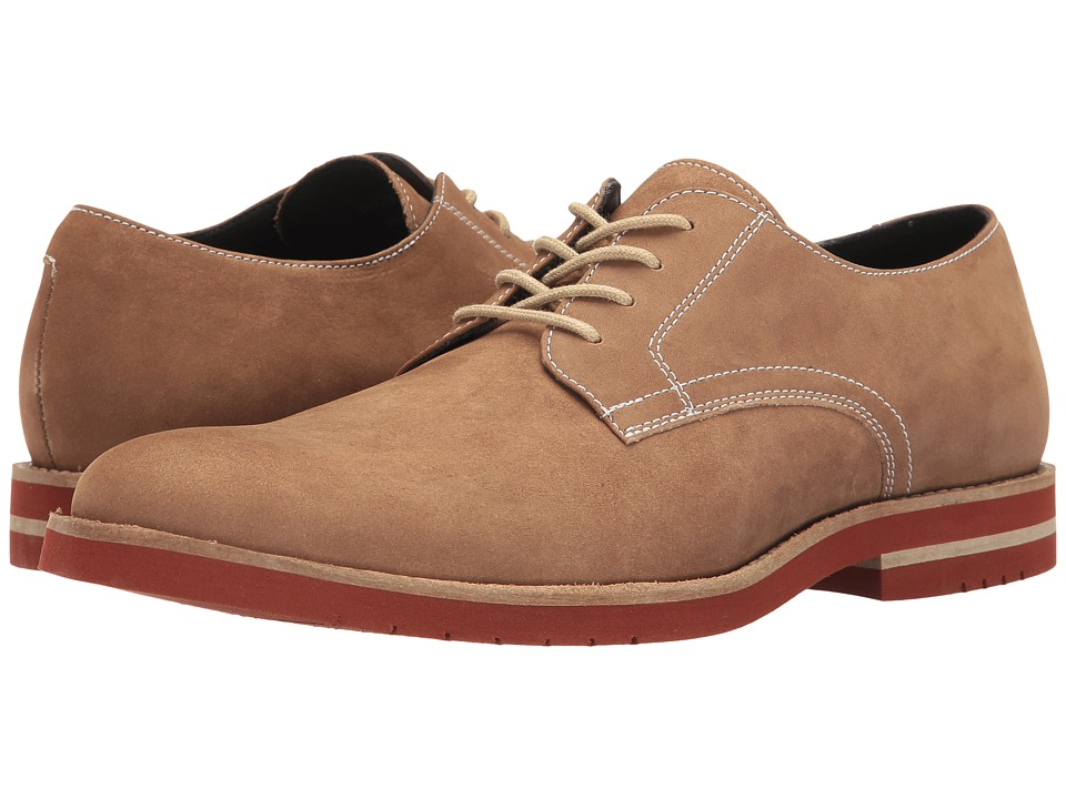 RUSH by Gordon Rush - Toby (Sand) Men's Shoes