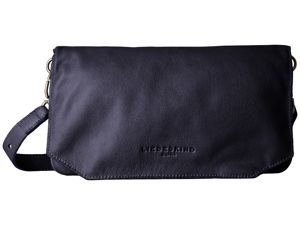 Liebeskind - Aloe W (Midnight Blue) Handbags