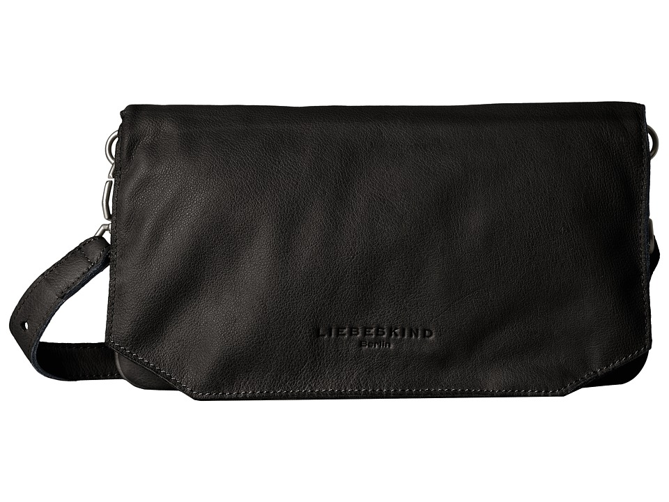 Liebeskind - Aloe W (Ninja Black) Handbags