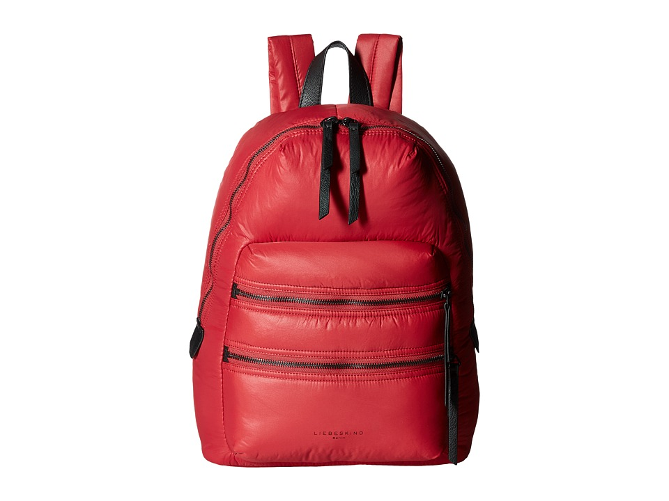 Liebeskind - Saku (Cherry Blossom Red) Backpack Bags