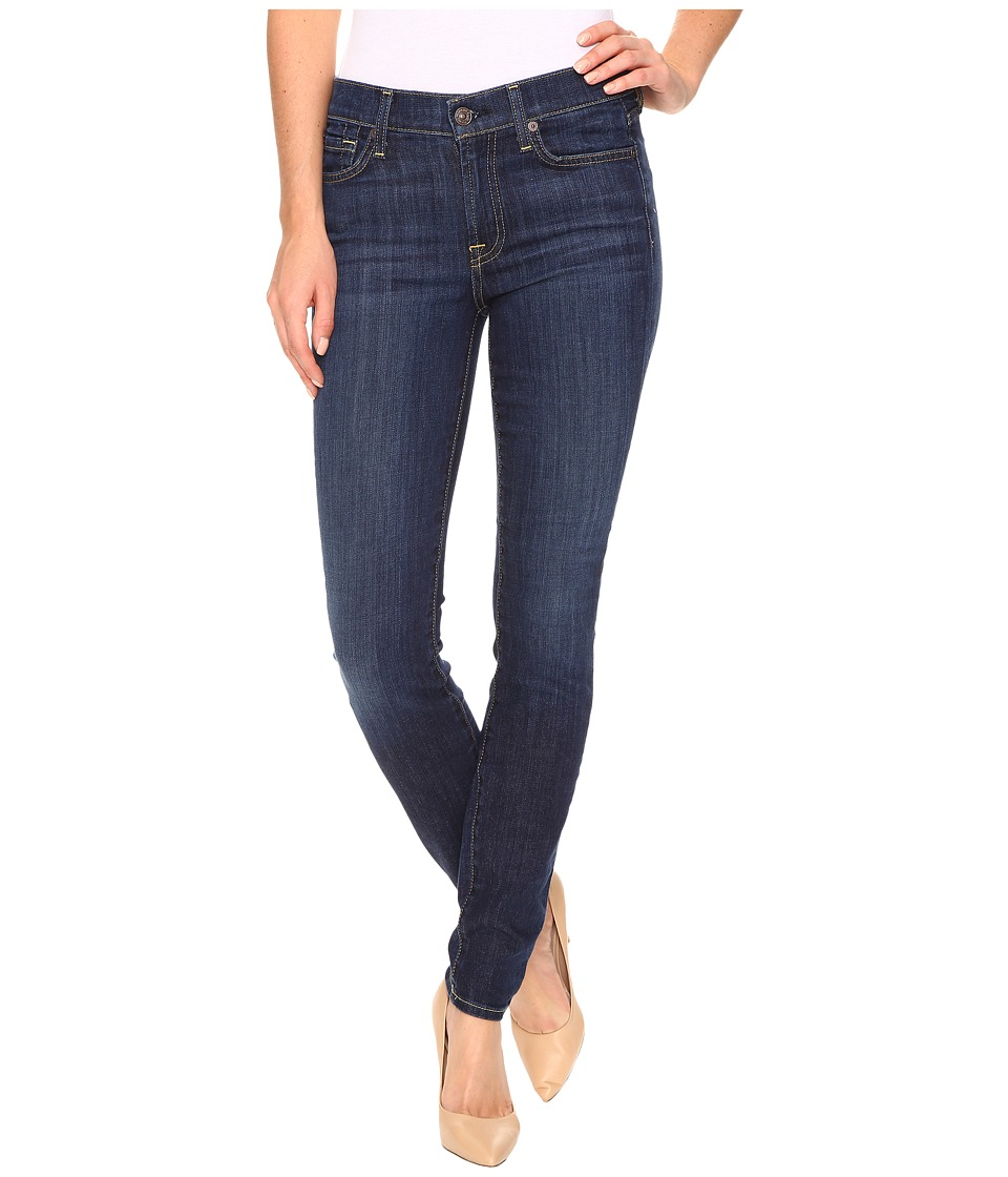 7 For All Mankind - The Skinny in Nouveau (Nouveau) Women's Jeans