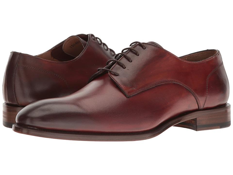 Gordon Rush Winston (Cognac) Men's Lace up casual Shoes