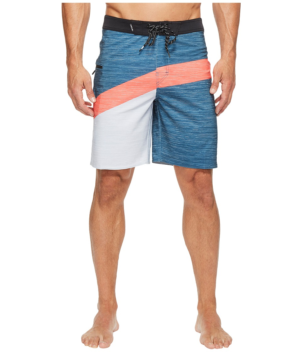 Rip Curl - Mirage Decline Boardshorts (Navy) Men's Swimwear