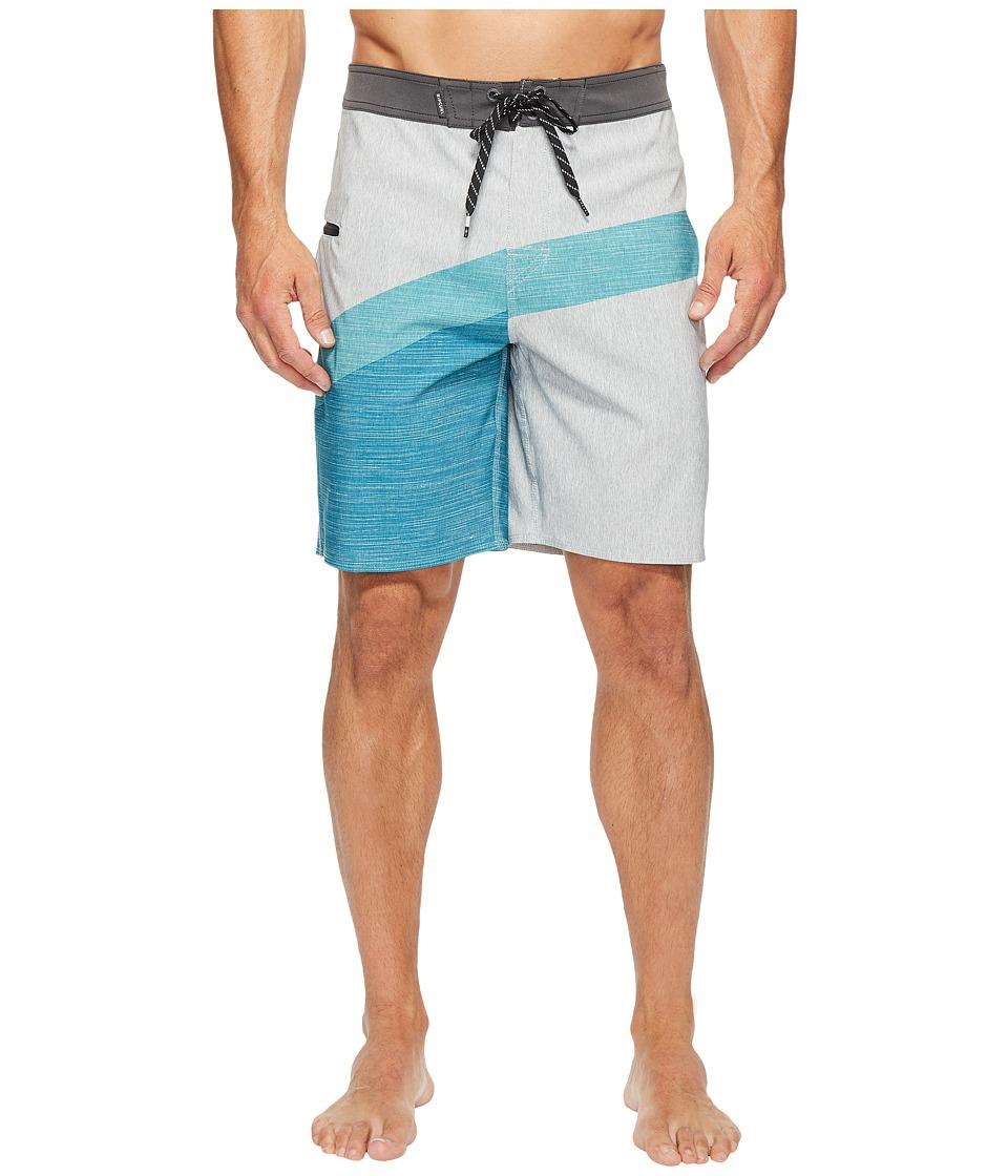 Rip Curl - Mirage Decline Boardshorts (Teal) Men's Swimwear