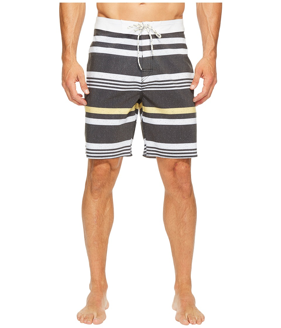 Rip Curl - Covine Boardshorts (Black) Men's Swimwear