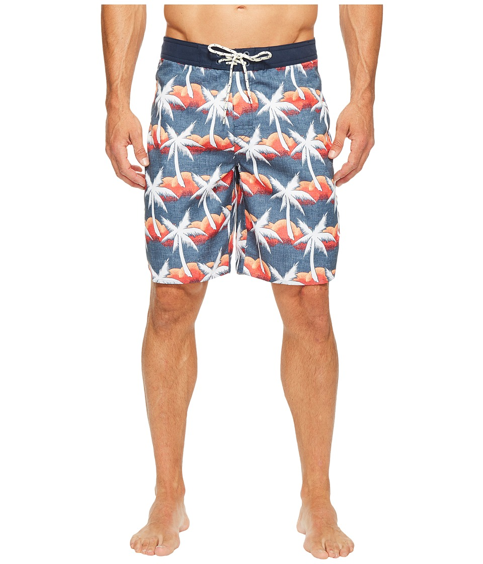 Rip Curl - Pitstop Boardshorts (Navy) Men's Swimwear