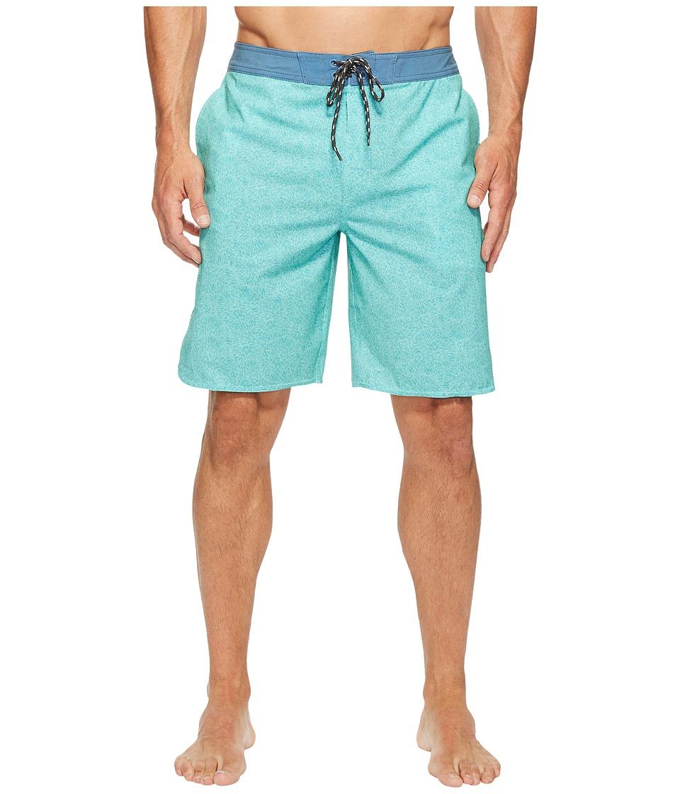 Rip Curl - Heiro Layday Boardshorts (Teal) Men's Swimwear