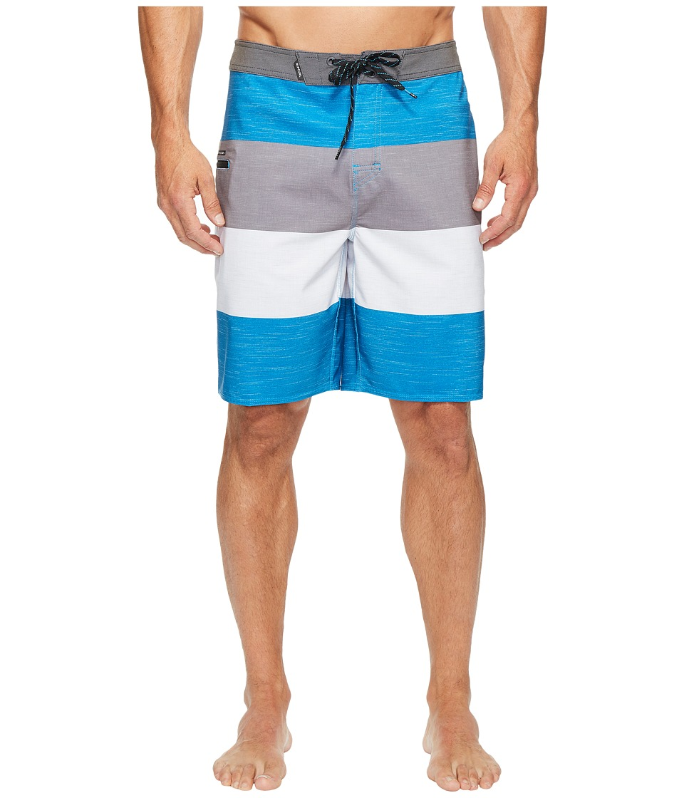 Rip Curl - Mirage Fineline Boardshorts (Blue) Men's Swimwear