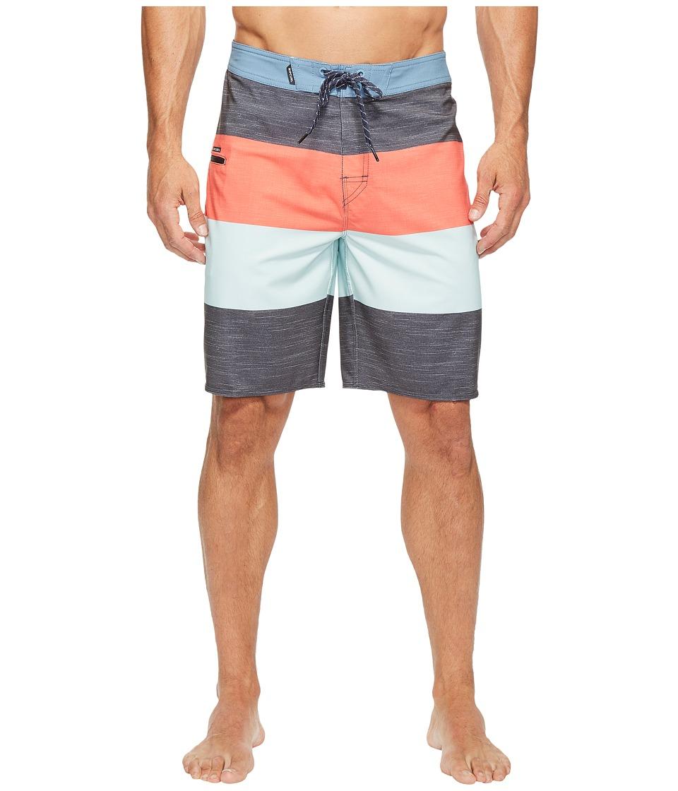 Rip Curl - Mirage Fineline Boardshorts (Coral) Men's Swimwear