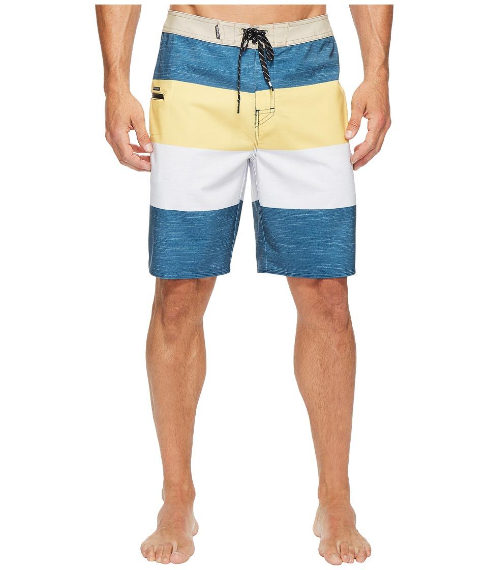 Rip Curl - Mirage Fineline Boardshorts (Navy) Men's Swimwear