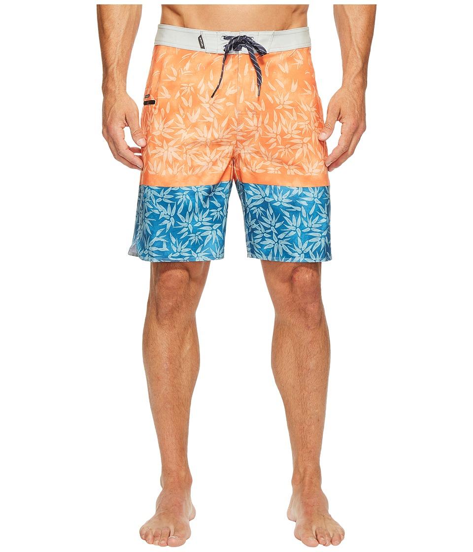 Rip Curl - Mirage Channels Boardshorts (Orange Popsicle) Men's Swimwear