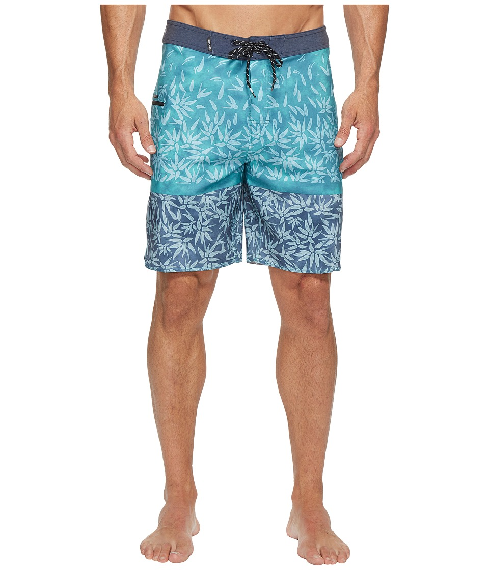 Rip Curl - Mirage Channels Boardshorts (Teal) Men's Swimwear