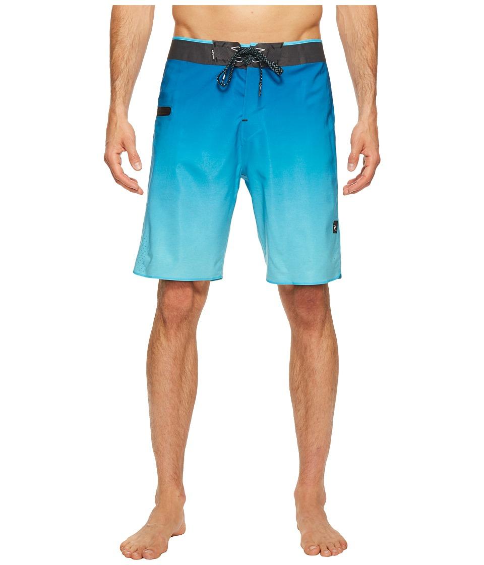 Rip Curl - Mirage Elevate Ult Boardshorts (Blue) Men's Swimwear