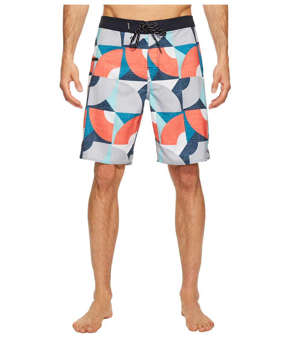 Rip Curl Mirage Firelight Boardshorts (Red) Men
