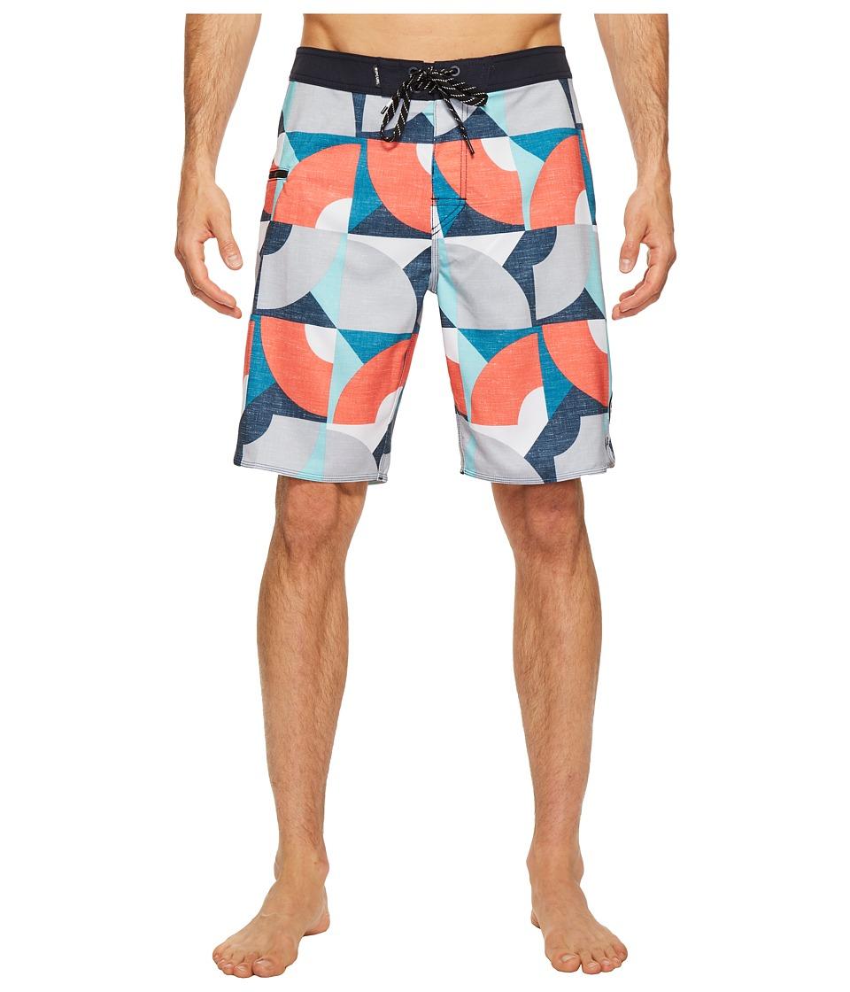 Rip Curl - Mirage Firelight Boardshorts (Red) Men's Swimwear
