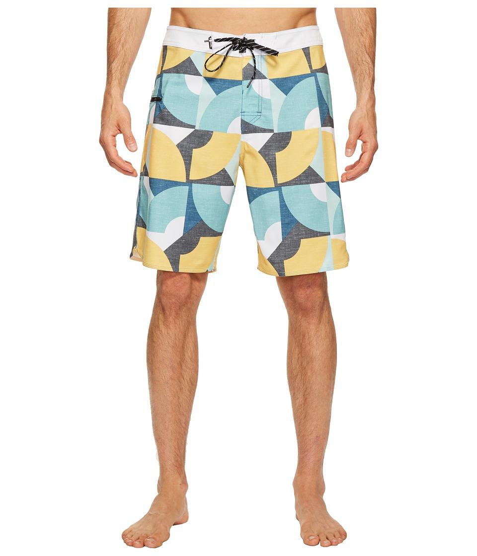 Rip Curl - Mirage Firelight Boardshorts (Teal) Men's Swimwear