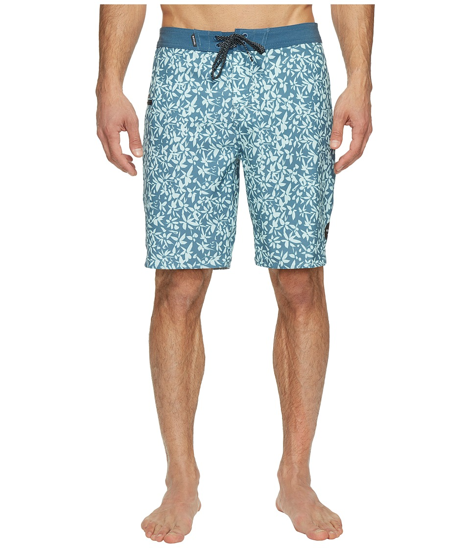 Rip Curl - Mirage Tropix Boardshorts (Teal) Men's Swimwear