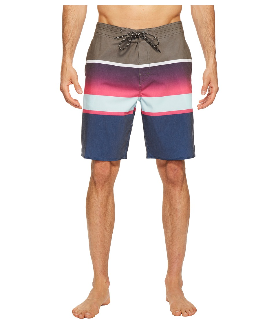 Rip Curl - Rapture Fade Layday Boardshorts (Charcoal) Men's Swimwear