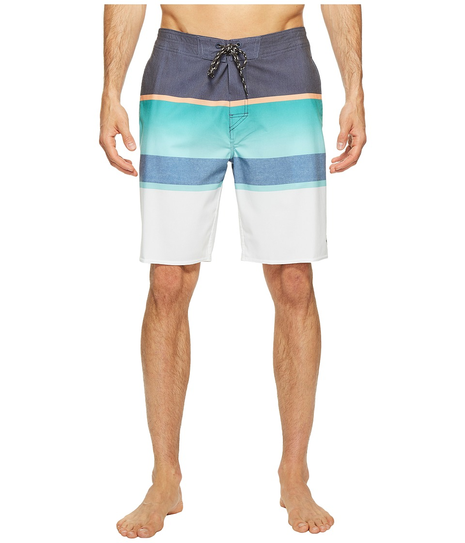 Rip Curl - Rapture Fade Layday Boardshorts (Teal) Men's Swimwear