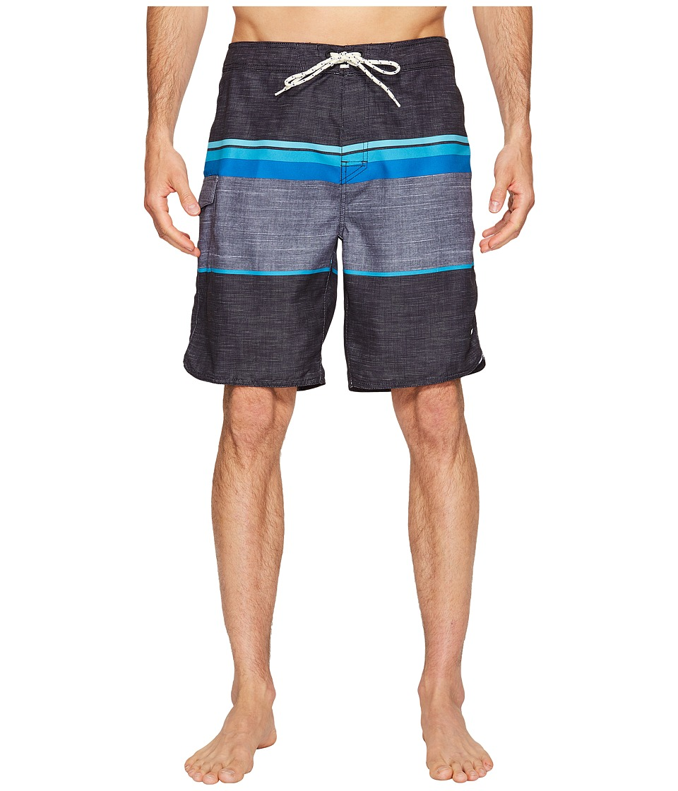 Rip Curl - Alltime Boardshorts (Black) Men's Swimwear